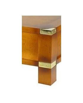 Équerre angle de meuble 60x19mm