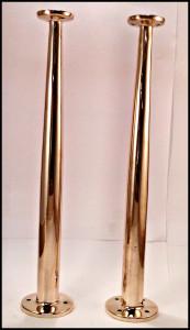 poteaux pour rampe d'escalier