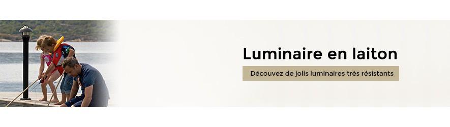 Luminaires laiton