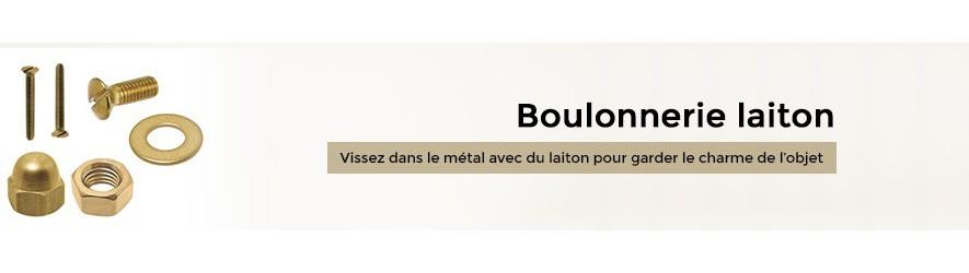 Boulonnerie laiton